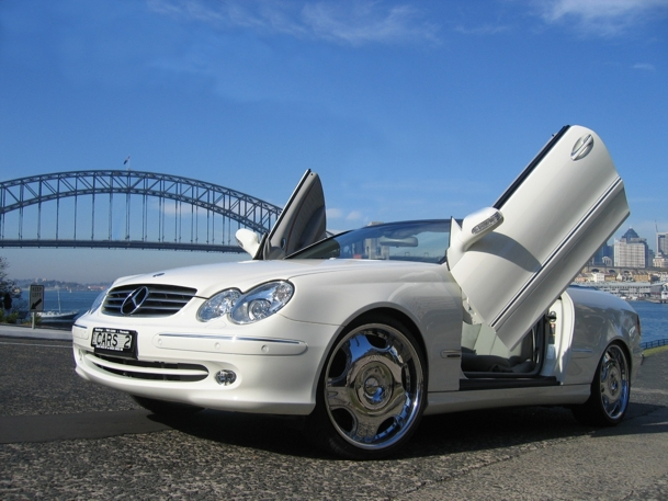 Wedding & VIP Hire Cars Sydney