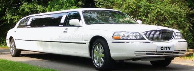 wedding limo & limousine hire