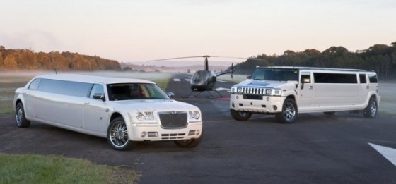 Limousines Hunter Valley, Newcastel & Central Coast. Hummer, 300C, Helicopter