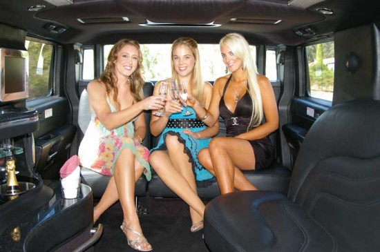 Stretch Hummer & Mercedes Limo Adelaide