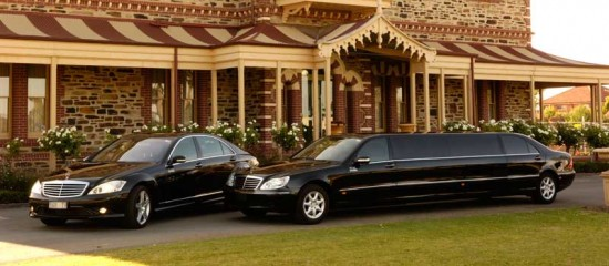Stretch Mercedes Limousine & AMG Benz Limo Hire