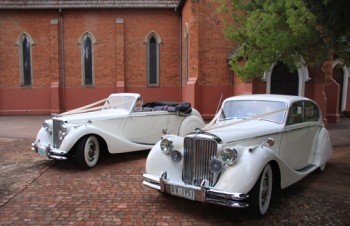 Classic Wedding Car Hire Geelong