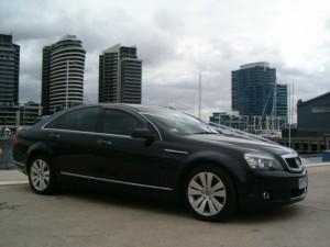 Chauffeur Driven Limousine Melbourne
