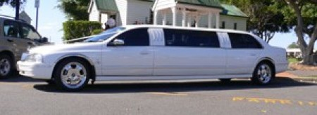 stretch wedding limo Brisbane