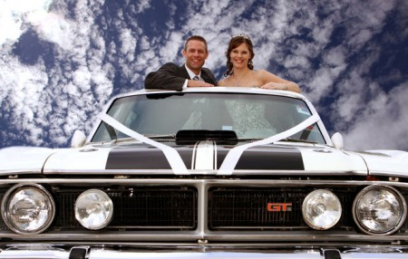 Wedding Car Hire Newcastle Nsw