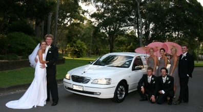 Wedding Limo Brisbane