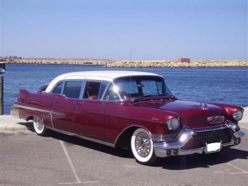 Cadillac Limo Wedding Car