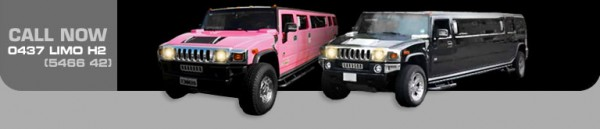 Perth Hummer Limo for School Ball