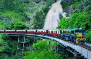 Bus Tours Cairns FNQ Kuranda Scenic Railway
