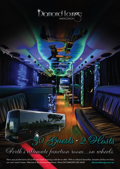 Party Bus Perth WA
