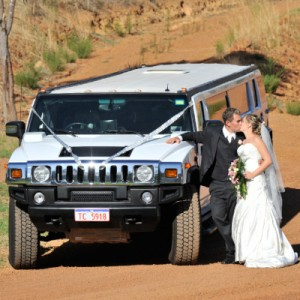 Hummer Wedding Limousine Perth