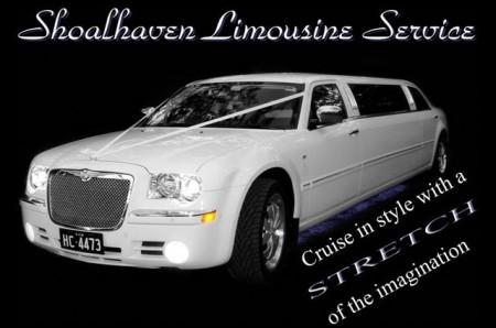 Limousine Hire Shoalhaven, Nowra, South Coast. Wedding Limo, 300C, School Formal