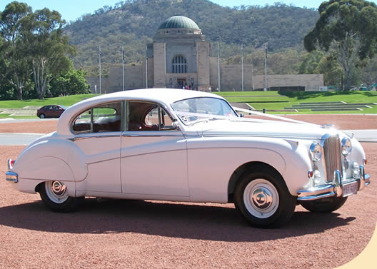 Classic Wedding Cars Canberra ACT